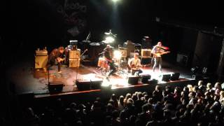Titus Andronicus - Sister Ray (Velvet Underground cover, live 11.8.2013)