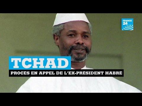 Tchad : procès en appel de l