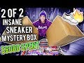 Unboxing a $6000 INSANE SNEAKER Mystery Box! (2 OF 2)