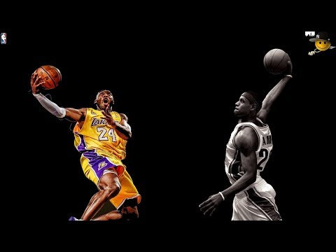 The Alpha and the Beta (Bryant vs James) NBA Legends