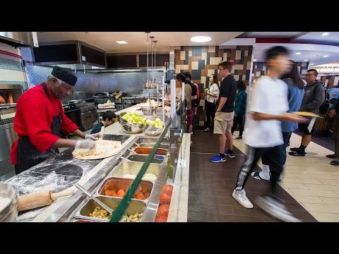 BU Dining: Behind the Scenes