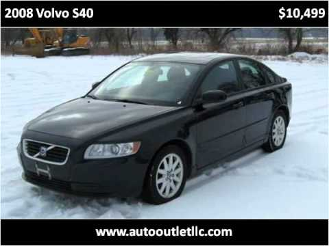 2008 volvo s40 used cars columbus oh youtube. Black Bedroom Furniture Sets. Home Design Ideas