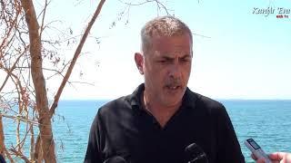 Παρουσία Δημάρχου Πειραιά, Γιάννη Μώραλη,  σε συγκέντρωση πολιτών