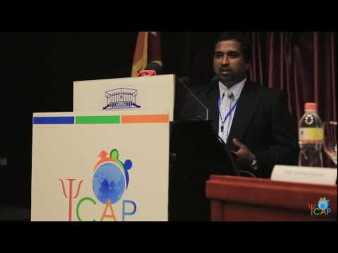 Rushan A. B. Abeygunawardena presents at ICAP 2016 Sri Lanka