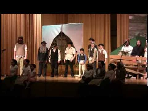 Fiddler on the Roof (South Brandywine Middle School Production)