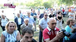Ο Δ. Κουτσούμπας σε χωριά του Κιλκίς-Eidisis.gr webTV