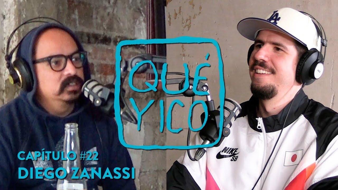 Qué Yico: Diego Zanassi
