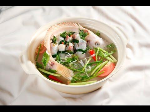 Món Ngon Mỗi Ngày - Lẩu cá hồng nhúng giấm
