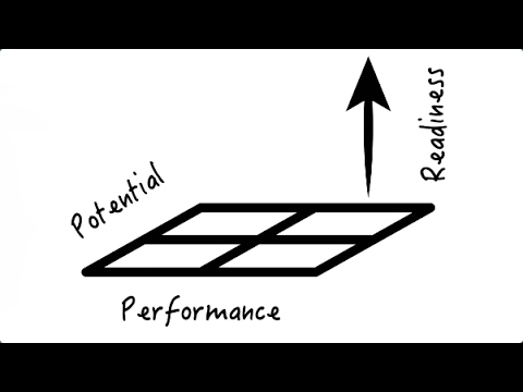 Assessing Performance, Potential and Readiness
