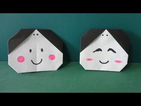 折り 折り紙 : 節分 折り紙 折り方 : youtube.com