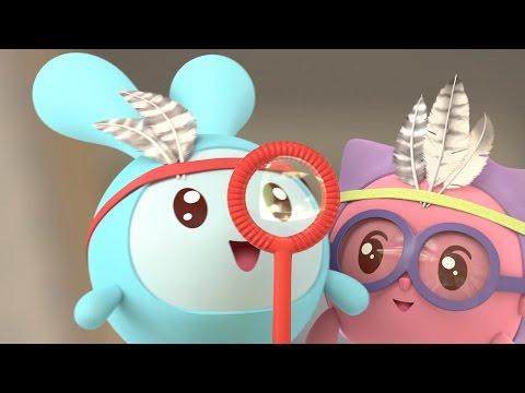 Малышарики - Пузыри (63-я серия) Развивающие мультики для малышей от 1 года