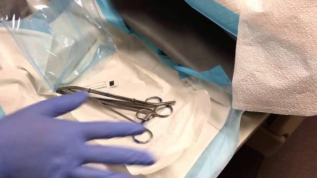 Iud Insertion Training Video Youtube