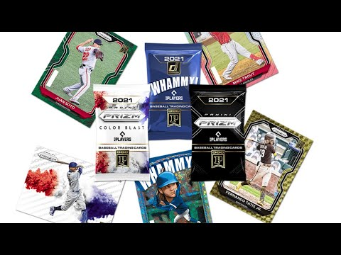 ⚾️LIVE Panini Baseball Prizm Blockchain NFT Vinyl Gold Prizm Pack Rips & MarketPlace Review