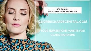 Claire Richards | Promo | BBC Radio 2 - 11.08.2018