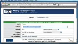W3C HTML Validator - Introduction & Compliance Benefits