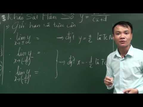 4 1 Khảo sát sự biến thiên và vẽ đồ thị hàm số bậc nhất trên bậc nhất