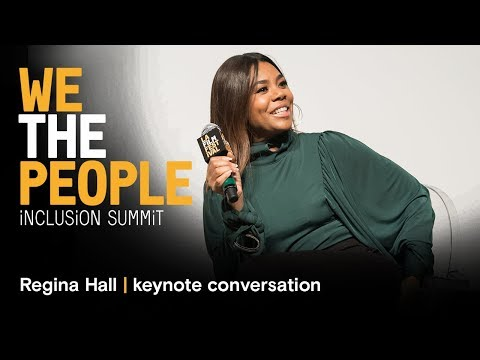 REGINA HALL keynote - We The People | 2018 LA Film Festival ...