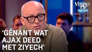 Veronica Inside gemist: René van der Gijp vindt afpakken rugnummer Ziyech gênant