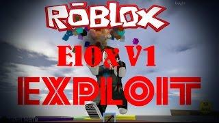[ROBLOX] El0x V1 exploit! (Killall)