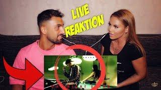 Capital Bra - One Night Stand ( Live Reaktion)   Lisha&Lou