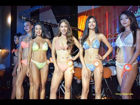 Hooters Of Asia Bikini Finals Part 2 Pattaya Thailand