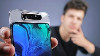 Samsung Galaxy A80 | أغرب موبايل في تاريخ سامسونج !