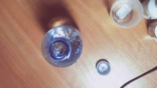Как сделать светящуюся жидкость своими руками.