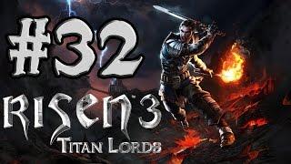 Risen 3: Titan Lords Gameplay / Let´s Play (German/Deutsch) #32 - Spinnenjäger