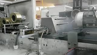 床的世界 床墊製程-獨立筒彈簧製作過程