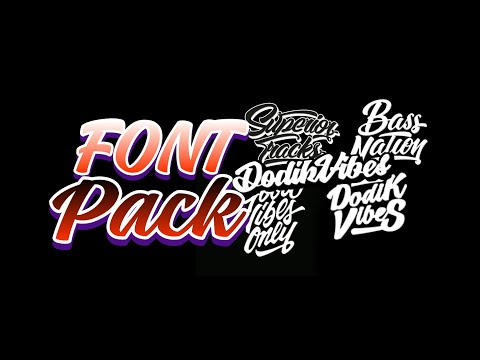 Font Pack Music Download