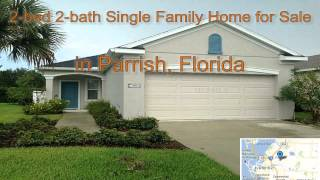 2-bed 2-bath Single Family Home for Sale in Parrish, Florida on florida-magic.com