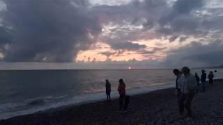 """Вечер на пляже """"Морская Звезда"""" в Лазаревском. Праздники продолжаются - 3 мая 2019"""