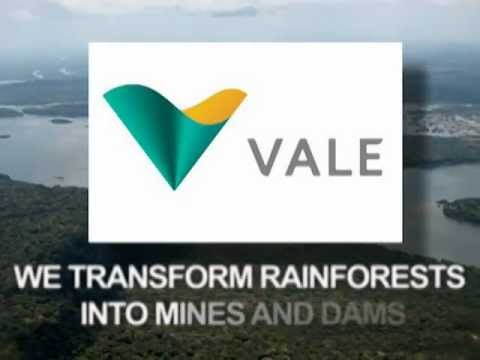 VALE elected the world's worst corporation in 2012 - Public Eye Award's