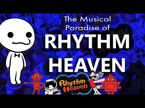 The Musical Paradise of Rhythm Heaven | High Scored