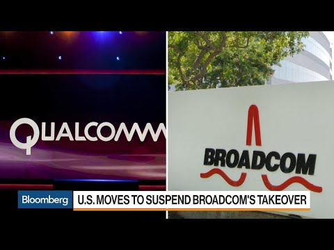 Potential Qualcomm-Broadcom Deal Raises National Security Concerns