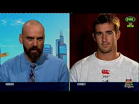 The Late Show With Matty Johns - Not The National Nine News