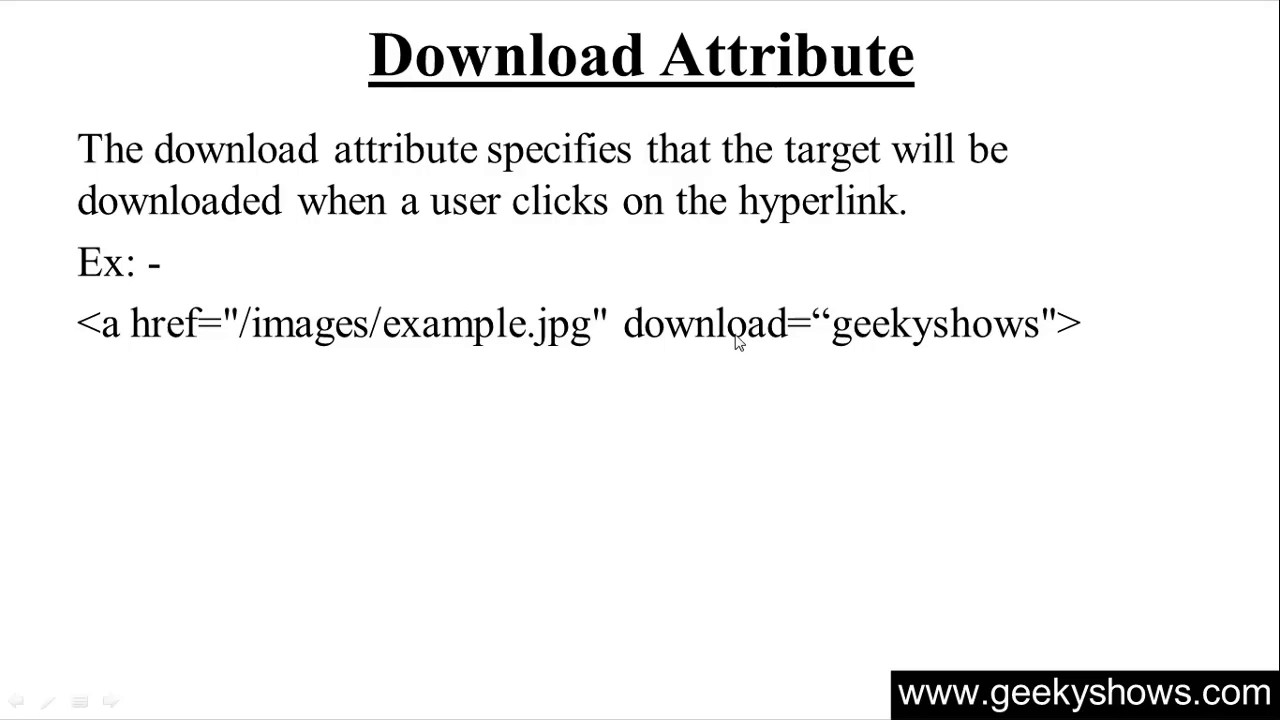 Download link testproject.