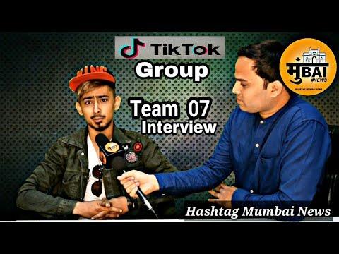 Team 07 Adnaan Interview On Hashtag Mumbai News | Tiktok Musically