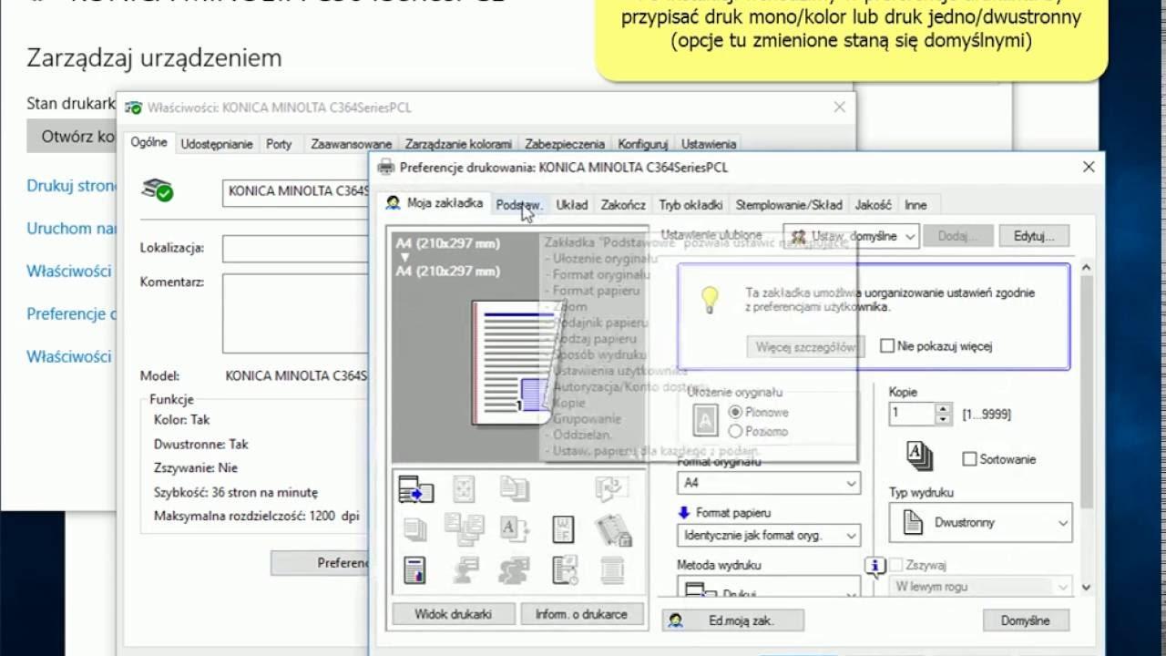 konica minolta bizhub 223 drivers windows 10