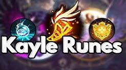 Kayle Runes  Season 10