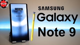 Samsung Galaxy Note 9 la review más completa