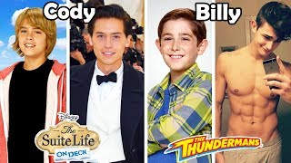 Disney Channel and Nickelodeon Famous Guys Before and After 2018 [Then and Now] streaming