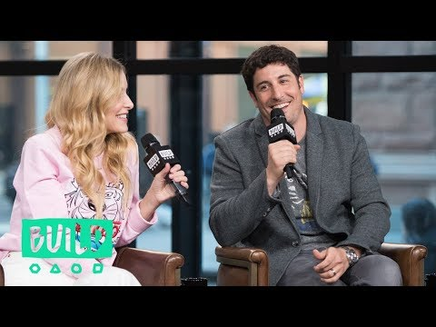 Jason Biggs & Jenny Mollen On Lifetime's