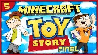 Майнкрафт - іграшка пригодницька історія! Частина.5 Вт/Gejmr (заключна частина)
