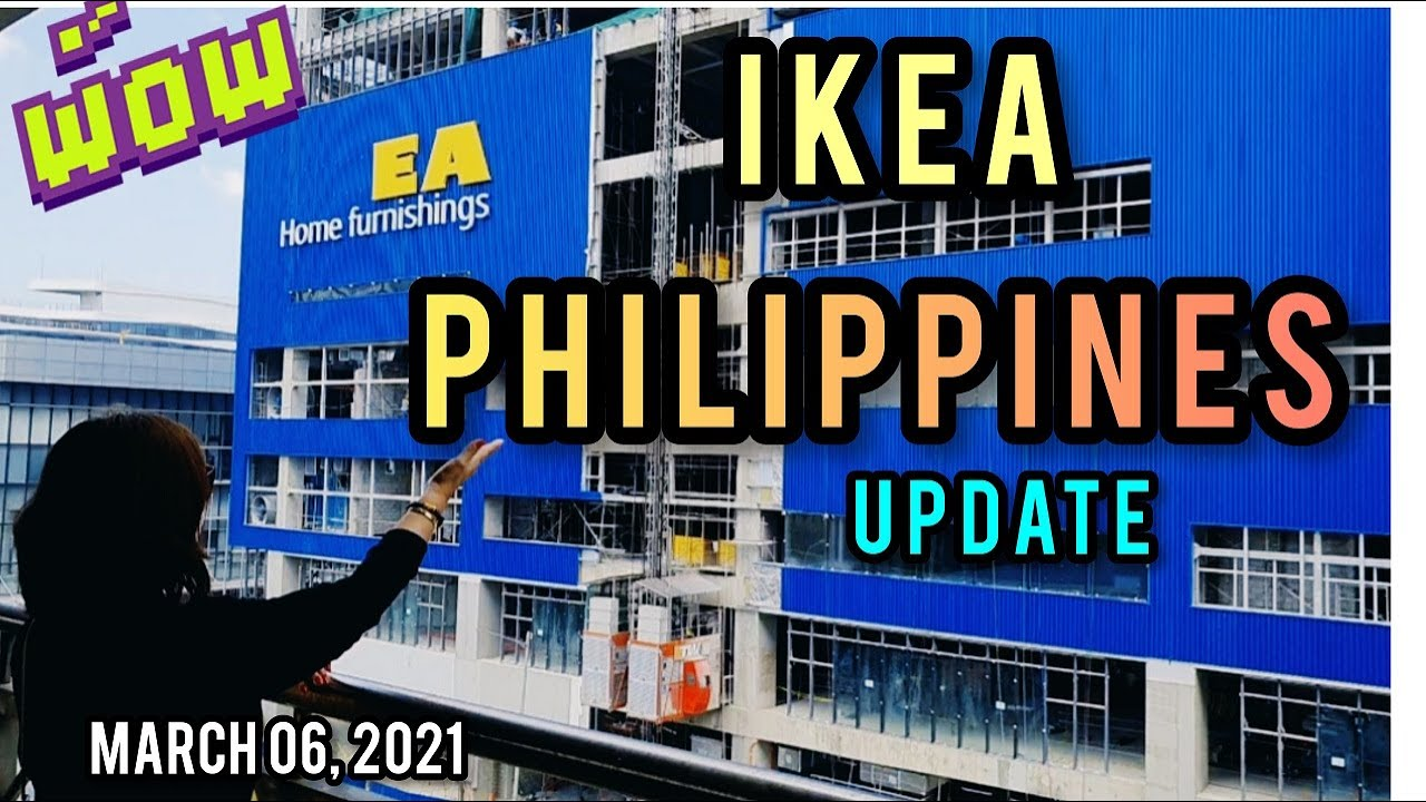 THE LARGEST IKEA STORE UPDATE! MALL OF ASIA PASAY CITY, PHILIPPINES. SIGHTSEEING TOUR. MARCH 6, 2021
