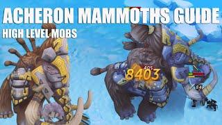 Runescape: Acheron Mammoths Guide