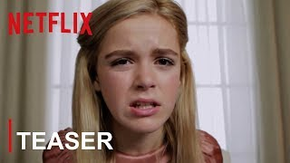 Chilling Adventures of Sabrina | Teaser [HD] | Netflix
