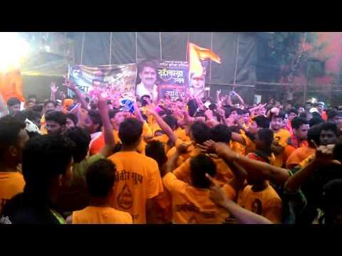 Dharmveer Group Thane 2015 (Dahihandi celebration)