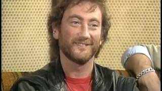 Deep Purple's Roger Glover and Jon Lord interview in October 1984