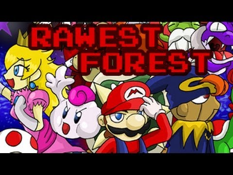 Rawest Forest - Super Mario RPG Animated Music Video